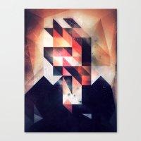 Mystyr Hyyd Canvas Print