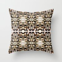 Anaphase Throw Pillow