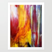 Nature's Abstract Art Print