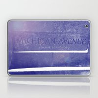 Avenue of escape Laptop & iPad Skin