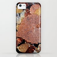 iPhone Cases featuring Leaves by Bethany Murray
