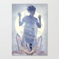 Something to Remember Canvas Print