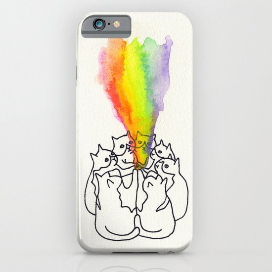 """We come together to fill the world with wonder!"" iPhone & iPod Case"