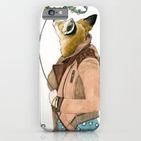 Fox and a Kite iPhone 6 Slim Case