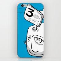 Will Will iPhone & iPod Skin