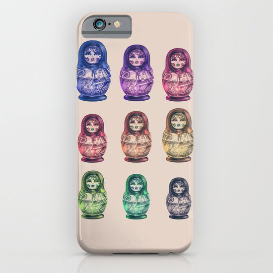 Russia iPhone & iPod Case