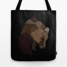 Heart Of Wool Tote Bag