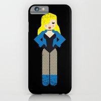 Black Canary iPhone 6 Slim Case