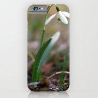 Snowdrop -  Spring Flowe… iPhone 6 Slim Case