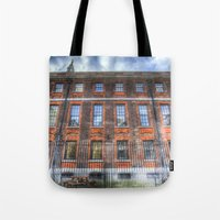 The Chapter House London Tote Bag