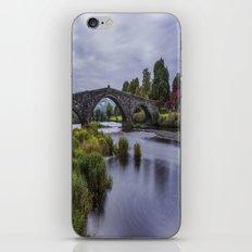Autumn Cottage iPhone & iPod Skin
