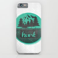 iPhone & iPod Case featuring Follow Your Heart by Casey Lynn Designs