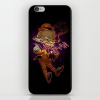 Mr. Mxyzptlk iPhone & iPod Skin