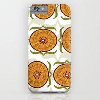 iPhone & iPod Case featuring Tangerine Vine by Melanie Schumacher