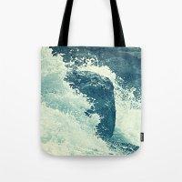 The Sea I. Tote Bag