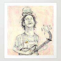 Macdemarco Art Print