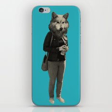 Animal Instinct iPhone & iPod Skin