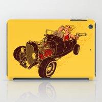 Bonnie & Clyde iPad Case