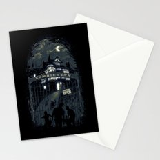Zombies Inn Stationery Cards