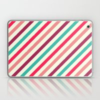 Striped. Laptop & iPad Skin