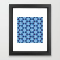 Pttrn18 Framed Art Print