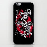 RHPS Gang Of Five iPhone & iPod Skin