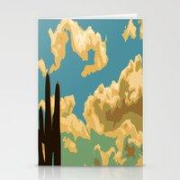 Arizona Skies Stationery Cards