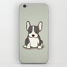 French Bulldog Dog Illustration iPhone & iPod Skin