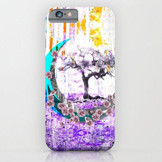 MOONLET TREE iPhone & iPod Case