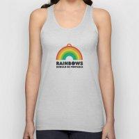 Rainbows Should Be Porta… Unisex Tank Top