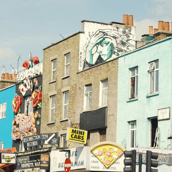 Camden Street - London Photography Art Print