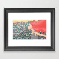 Same Sun Framed Art Print
