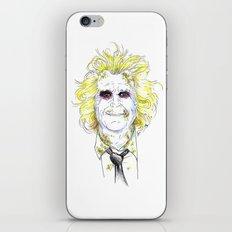 Wilsonjuice II iPhone & iPod Skin