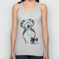 The Taming  Unisex Tank Top