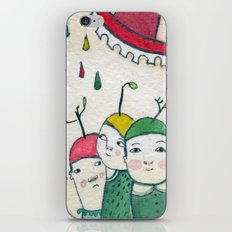 Amis iPhone & iPod Skin