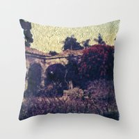 Mission 2 Throw Pillow
