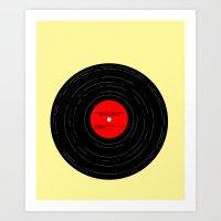 Born To Run- Bruce Sprin… Art Print