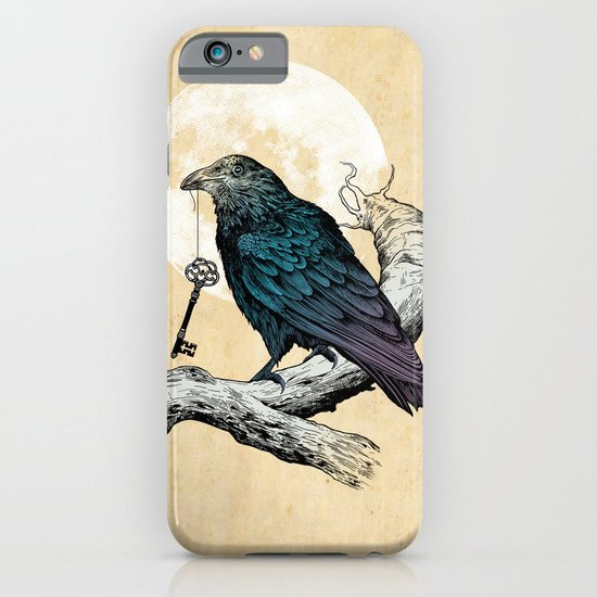 Raven's Key iPhone & iPod Case
