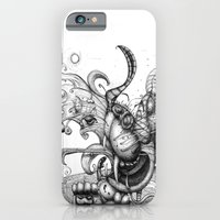 Cat Scratch Fever iPhone 6 Slim Case