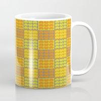 Hob Nob Orange Quarters Mug