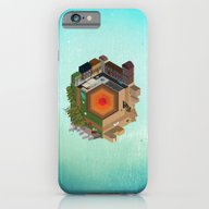 A Tiny World iPhone 6 Slim Case