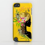 My Trendy Ascot Hat iPod touch Slim Case