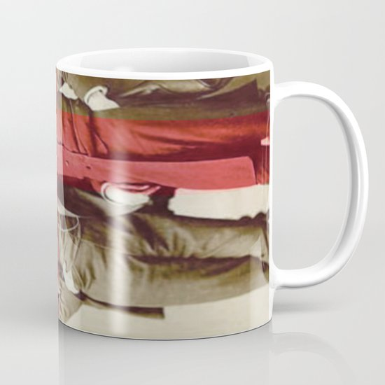 the backslash brothers Mug