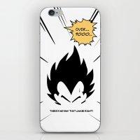 IT'S OVER 9000 (Dragonba… iPhone & iPod Skin