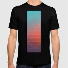 Blww wytxynng SMALL Black Mens Fitted Tee