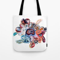 Earth's Loveliness, Agat… Tote Bag