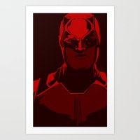 Without Fear Art Print