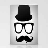 Gentleman Stationery Cards