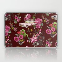 Ecto Floral Laptop & iPad Skin