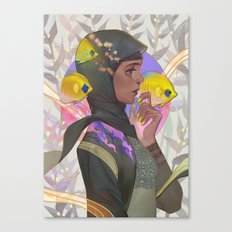 kelipan Canvas Print